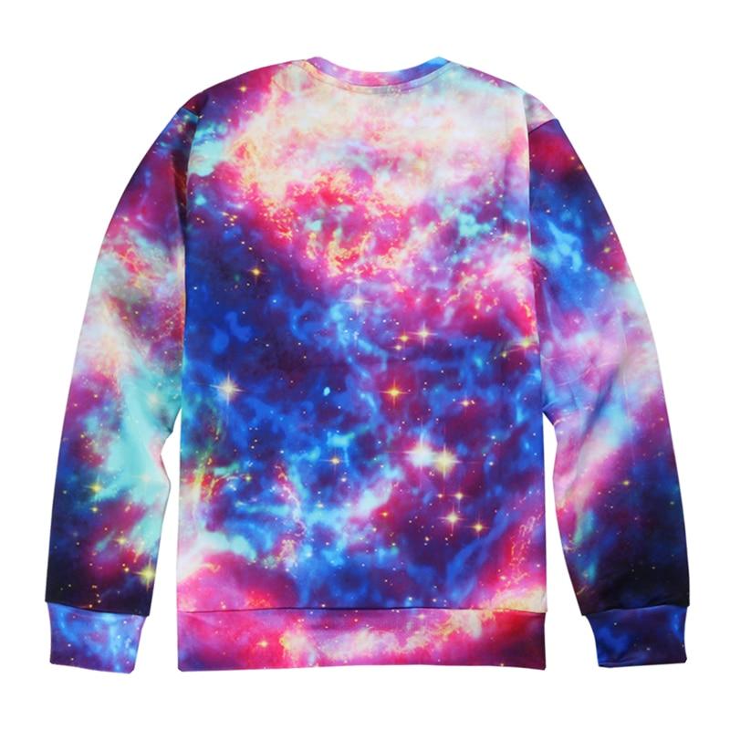 Super Cool 3D Unicorn & Cat Galaxy Hoodie Sweatshirts