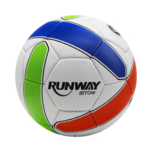 PU Leather Soccer Ball Official Size 5 Seamless Football Ball Outdoor Sport Training Balls futbol voetbal bola(China)