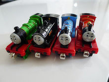TT03-- Learning Curve Thomas & Friends Metal Diecast Henry/Douglas/Edward/James 4pcs Toy Trains New Loose