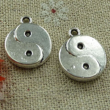 90 pieces tibetan silver nice charms 18x15mm #1523