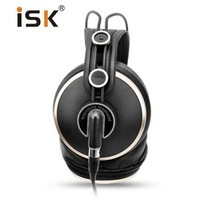 ISK HD 9999/HD9999 Fully enclosed Monitor Headphone for DJ/audio mixing/recording studio monitoring comfortable and durable