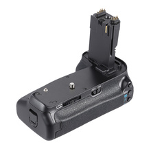 Meike MK-70D Vertical Battery Grip Multi-Power Pack Camera Battery Grip Holder Replacement of BG-E14 for Canon EOS 70D 80D
