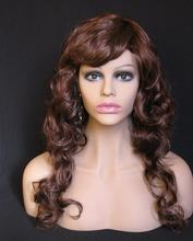 Top quality Women's Mannequin Head Hat Display Wig  training head model  head model femal head model