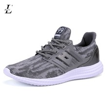 Athletic Shoes Super Light Outdoor Men Sport Walking Shoes Breathable Jogging Running Shoes Black Sneakers Wholesale