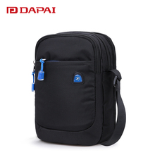 DAPAI 3 Colors Casual Shoulder Bag Fashion Messenger Bag for Travel(China)