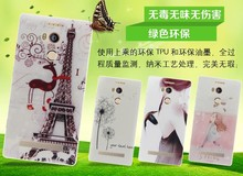 Mobile Phone Color Printing Case For BLU Pure XL Cell Phone TPU Carton Printing Cover Free Shipping