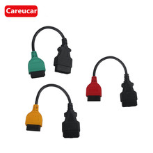 High Quality for Fiat Ecu Scan Adaptors for Fiat Connect Cable (3 Pieces/ Set)(Hong Kong)