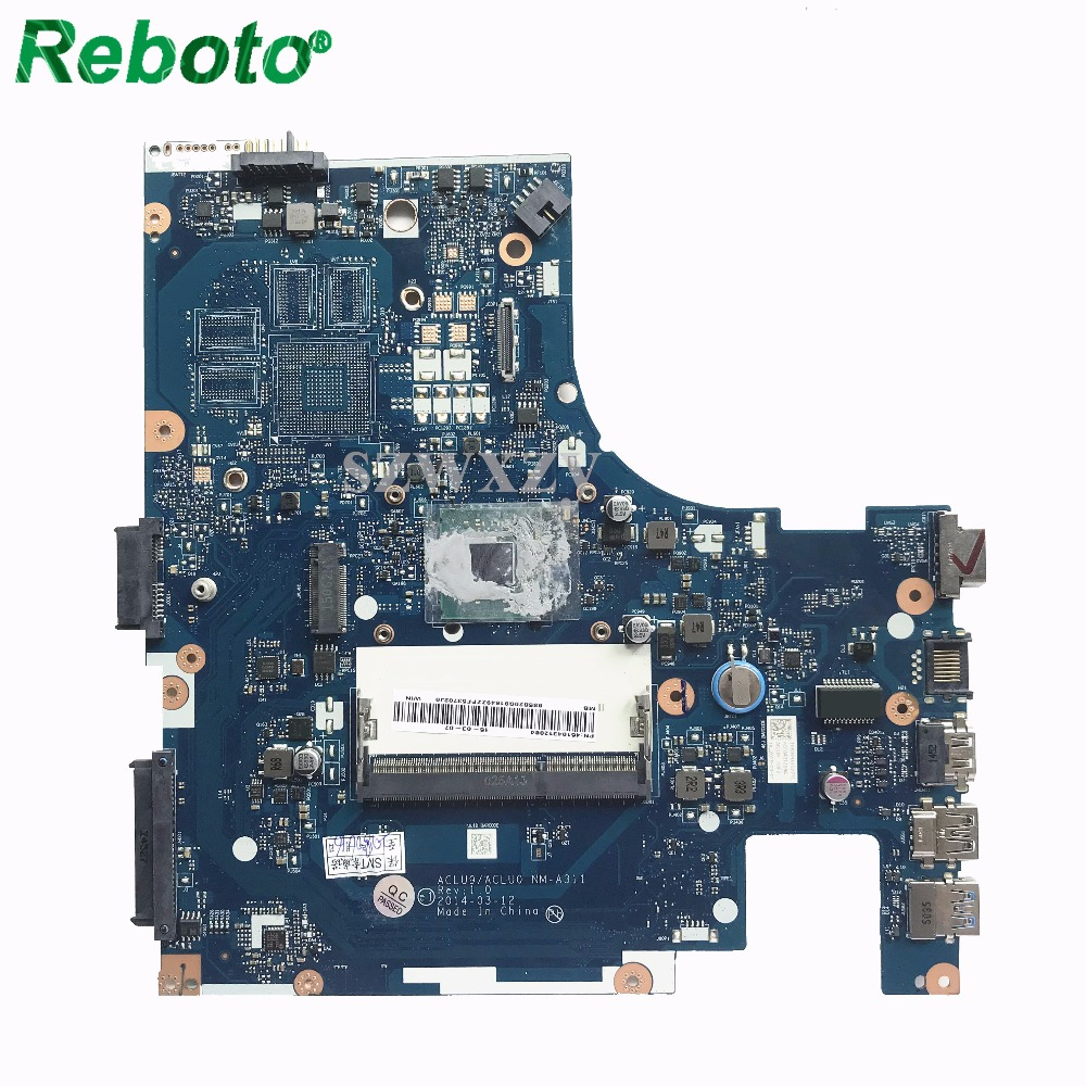 Reboto For Lenovo G40 G40-30 Laptop Motherboard With N2840 Processor NM-A311 5B20G91649 DDR3L NM70 Full Tested Free Shipping