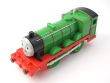 Electric Thomas Train T068E HENRY Thomas And Friends Trackmaster Magnetic Tomas Truck Locomotive Engine Railway Toys for Boys(China)