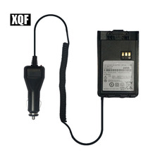 XQF Bigstone MOTOROLA Q5 Car Auto Radio Battery Eliminator Charger Adaptor for MAG ONEQ5 Q9 Q11 Radio(China)