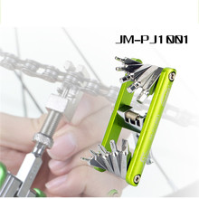 Buy JM-PJ1001 Multifunctional Mountain Bicycle Tools Sets Bike Bicycle Multi Repair Tool Kit Hex Spoke Wrench Screwdriver Nut Tools for $12.03 in AliExpress store