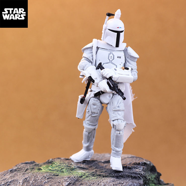 3.75 1/18 action  figures Star Wars  captain Rex one piece action figure <br>