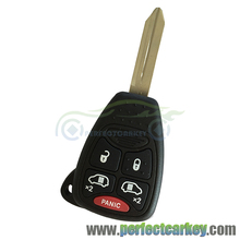 M3N5WY72XX OHT692427AA 315Mhz 5button 7941 chip remote head key for Dodge Charger Caliber Avenger Journey JCUV Challenger RAM