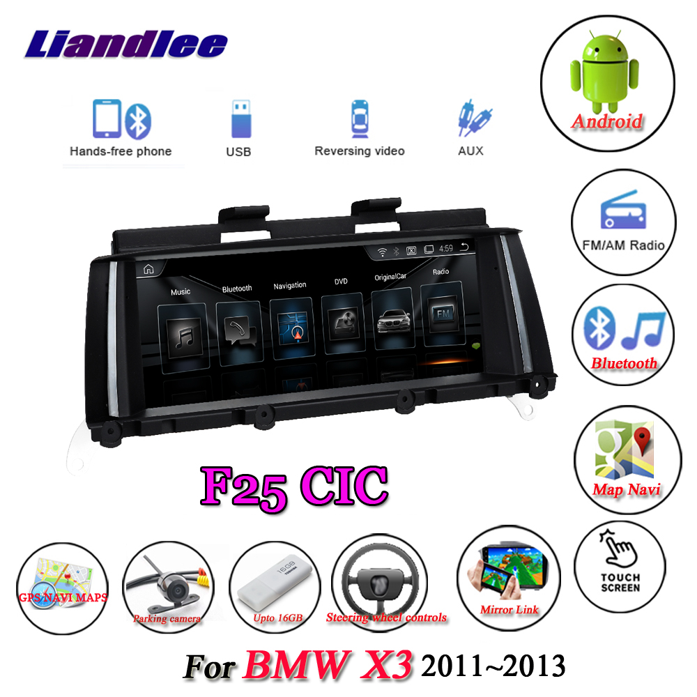 For BMW X3 F25 2011~2013 Original CIC System-1