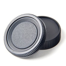 10Pairs Camera Lens Body Cover + Rear Lens Cap Hood Protector for Minolta MD MC SLR Camera and Lens with tracking number(China)