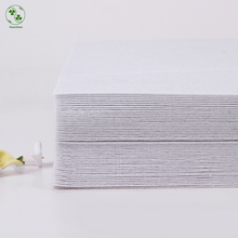10pcs 11.8 x 11.8 inches Solid White Felt Fabric Nonwoven Pure Color Fabric Cloth 1mm For DIY Sewing Felt Craft(China)