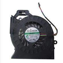 New original cpu cooling fan for HP DV6 DV6-6000 DV6-6050 DV6-6090 DV6-6100 DV7 DV7-6000 MF60120V1-C181-S9A MF60120V1-C180-S9A(China)