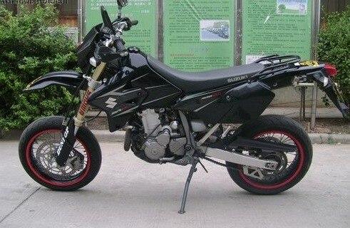 Estante para asiento trasero de motocicleta estilo ala para Suzuki DRZ-400 E//S//SM 2000-2015 DRZ400 DRZ400E