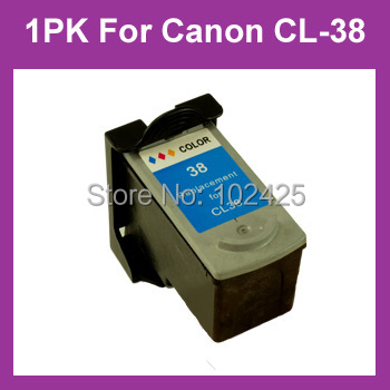 CL38 Ink Cartridge For Canon CL-38 CL38 For Canon Pixma MP140 MP150 MP160 MP180 MP190 MP210 MP220 MP450 MP470 IP1800 Printer<br><br>Aliexpress
