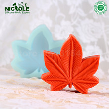 Nicole R0168 Maple Leafs Soap Mould ,DIY Handmade Silicone Soap Mold,Silicone Natural Soap Mold,Jelly Pudding Ice Cream Molds