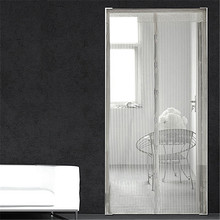 Mosquito Magnet Practical Hands-Free Magnetic Soft Screen Door Anti Mosquito Fly Mesh Curtain Insect Netting Magnets