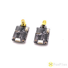 5.8Ghz Switchable Exchangeable 25mW 600mW 48CH AV Wireless Transmitter Module 5V Output for Mini FPV Racer 130 QAV X R QAV210