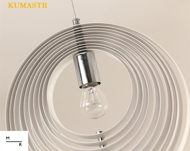 Circles Pendant Light 18