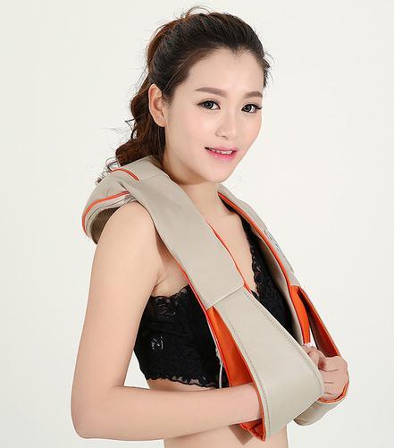 Massage cape neck massage device neck and shoulder massage instrument neck cervical vertebra<br>