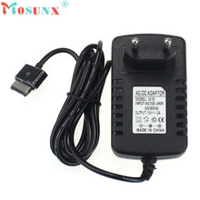 Factory price Hot Selling 1PC Wall Charger Adapter Power Cord for ASUS Eee Pad TF201 TF300 TF101   Wholesale Jan6