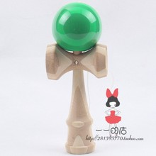 20pcs Factory direct sales Bamboo sword elderly toy ball balanced professional skills jade glassyzzle sword exercise kendama