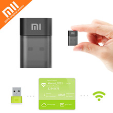 Original Xiaomi 150Mbps 2.4GHz Portable Mini USB Wireless Router Wifi Adapter WI-FI Emitter Internet Adapter For Home Office(China)