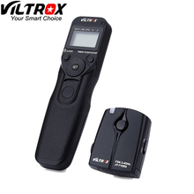 Viltrox JY-710 Camera Wireless Timer Remote Shutter Release Control Cable for Canon 760D,750D,700D,650D,600D,550D,500D,450D(China)