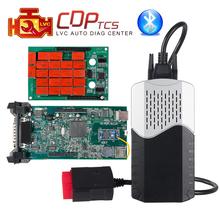 CDP TCS cdp pro Bluetooth OBD2 scanner 2015.R3 keygen software OBD 2 cars trucks auto OBDII diagnostic tools as Multidiag pro(China)