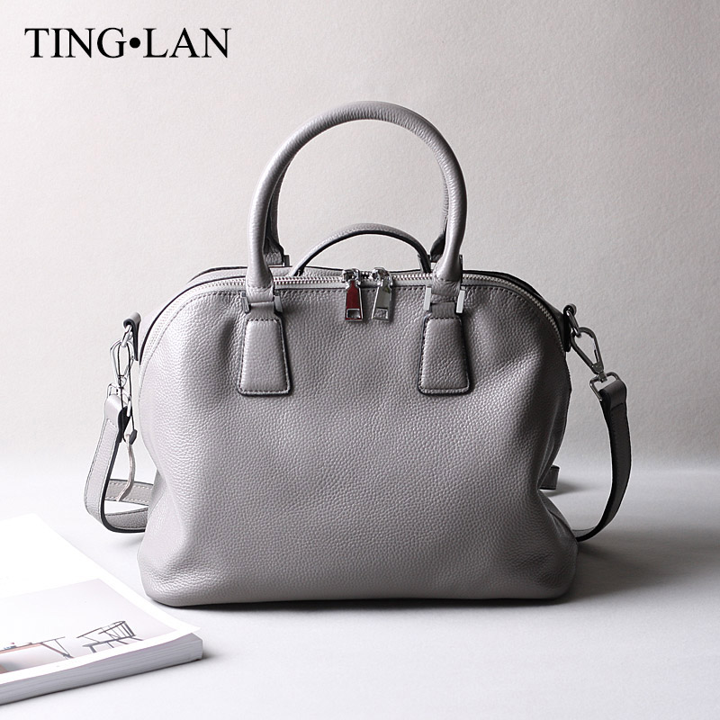 Designer Handbags Women Messenger Bags Brand Genuine Leather Ladies Shoulder Crossbody Bags For Women Fashion Real Leather Bag<br><br>Aliexpress