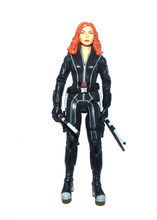 "Marvel Movie Captian American 3 Civil War Black Widow 7"" Loose Action Figure"