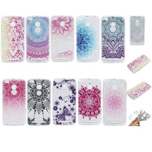 Redmi 3S Floral Paisley Mandala Silicone Case Cover Xiaomi 3 Pro Clear Totem Henna Flower Back Shell Gel Coque - Shenzhen Mobile Phone Cases Store store