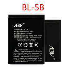 ABV bl 5b BL-5B BL5B Battery Mobile Phone Battery Batteries for NOKIA 5300 5320 6120c 7360 6120ci 3220 3230 5070(China)
