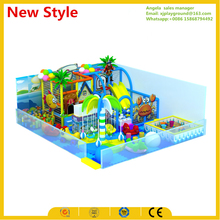 2017 children soft play ocean playground equipment indoor for games