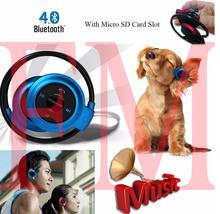 Mini503 Bluetooth 4.0 Headset Perfect Mini 503 Sport Wireless Headphones Music Stereo Earphones+Micro SD Card Slot+FM Radio