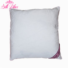 "Brand ""YiLiXin''""Silk Place"" Natural Silk Pillow 70*70 Fast Delivery From Russia Physical Therapy Anti-snoring Pure Silk Pillow"