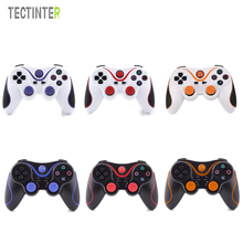 Bluetooth Wireless Controller For Sony Playstation 3 Dual Vibration Joystick For Sony PS3 Sixaxis Gamepad Double Shock Joypad(China)
