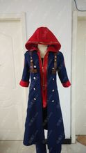 Devil May Cry 4 Nero Cosplay Costume Anime Custom Made Uniform