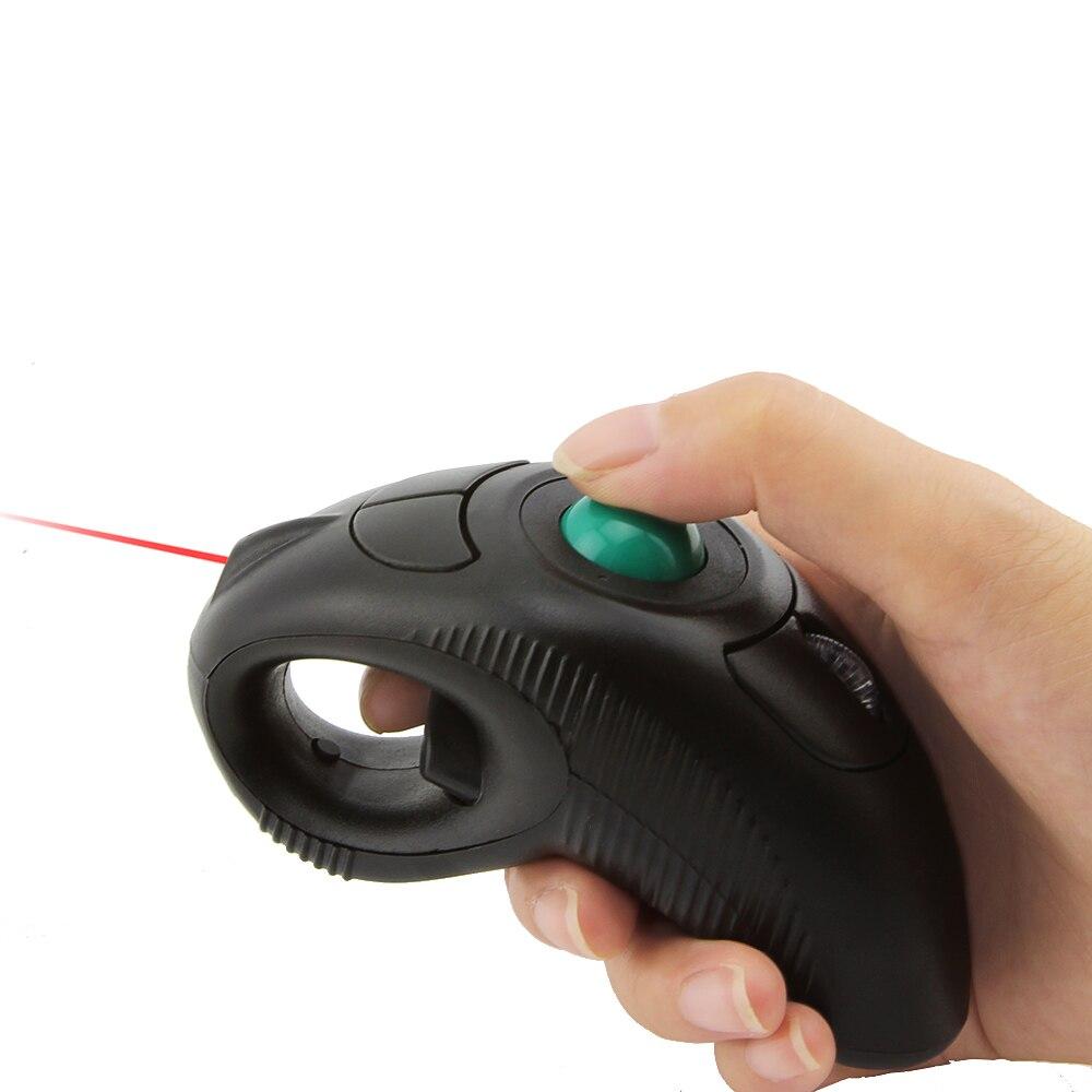 handheld trackball mouse