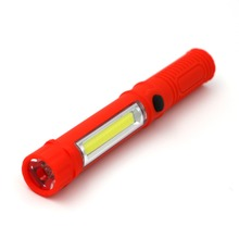 Multifunctional COB LED Stand Flashlight Torch Outdoor Handy Lamp Portable Work Camp Light Flash Lighting Hang Lamp With Magnet