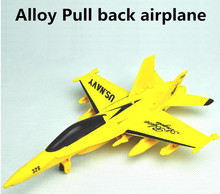 Classic aircraft,alloy HornetFull back Airplane model Toy Vehicles , Diecasts Airplanes toys, free shipping