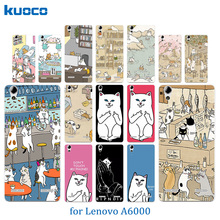 Buy Soft Silicon Case Cats Family Pattern Phone Back Cover Lenovo A6010 & A6000 & 5.0 inch Lenovo Lemon K3 K30-T Cover Skin for $1.25 in AliExpress store