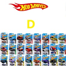 D hot wheels kids toys 1:64 Alloy car model Cartoon car racing car variety of brand sports car More than 200 options