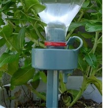 DIY watering Seepage is moving plant waterer bottles lazy environmental water drip watering device controller(China)