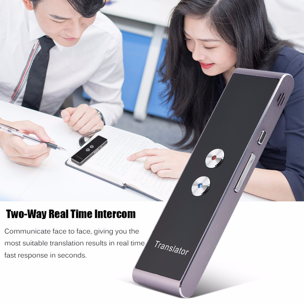 Portable Smart Voice Translator for sale