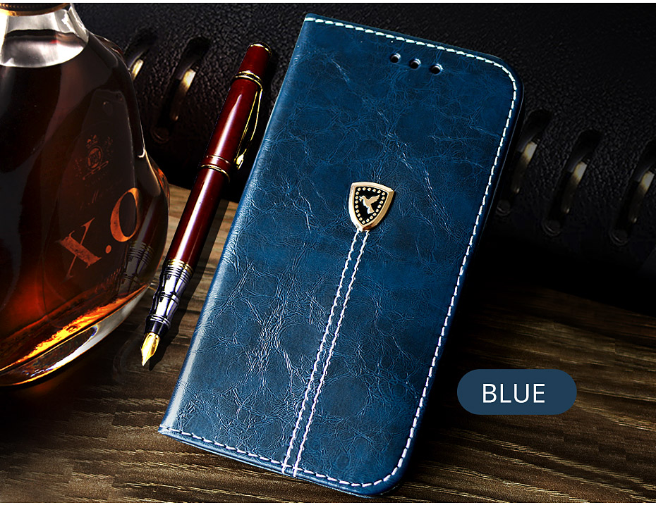 NKOBEE For iPhone X Wallet Case Luxury Case For iPhone X Case Leather Flip Book Cover For iPhone X Stand Case Coque Card Holder (10)